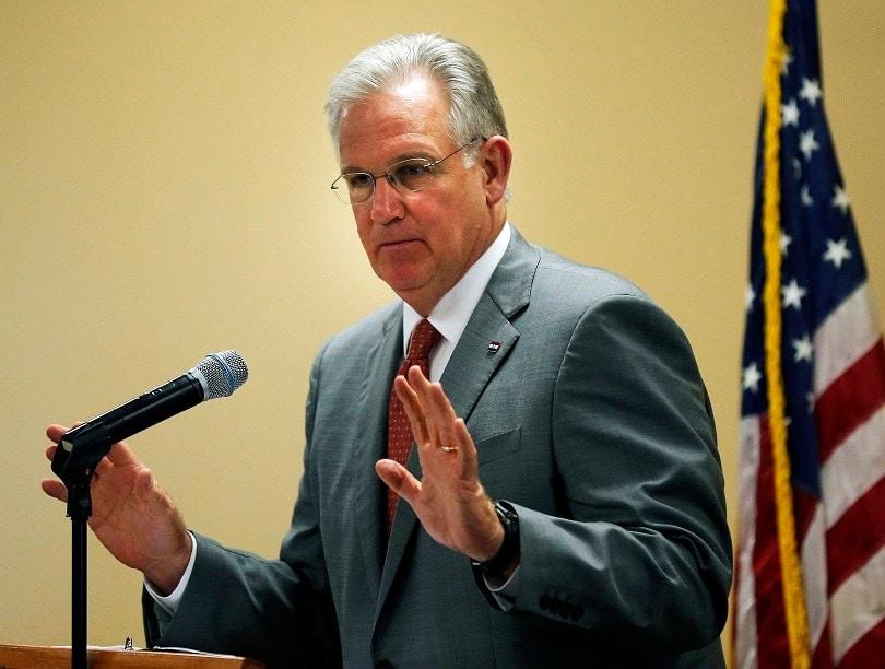 Missouri Gov. Jay Nixon (D) is facing three articles of impeachment. (Photo credit: Orlin Wagner/ AP)