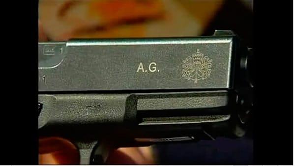 glock 19 vatican insignia