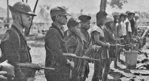 cia trained insurgents vietnam