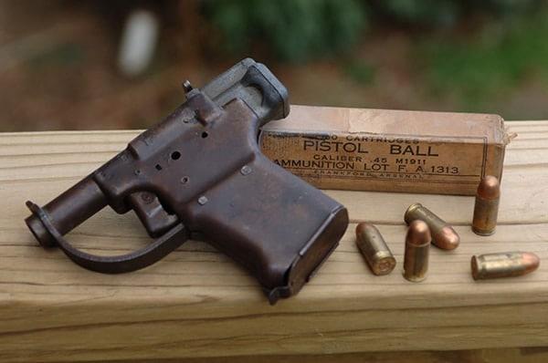 liberator pistol