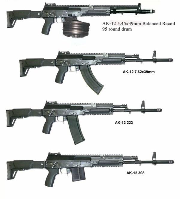 AK12 line