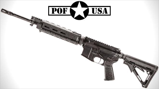Meet the Puritan, an entry-level POF piston-driven AR
