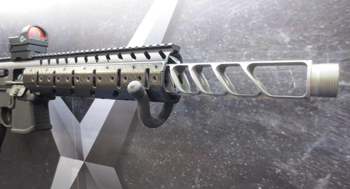 Sig Sauer MPX carbine