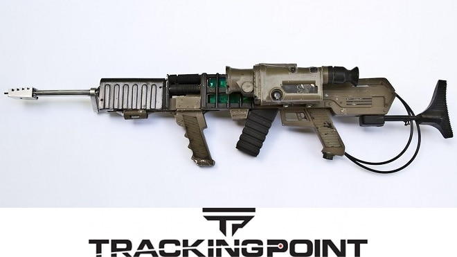 TrackingPoint unveils new 'smart scope' rifle that can see through walls