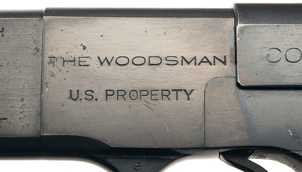 US government property mark