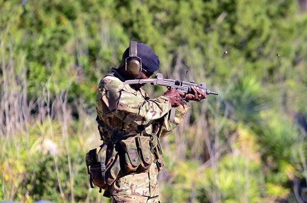 The Uzi Submachine Gun: Israel's first action hero (VIDEO