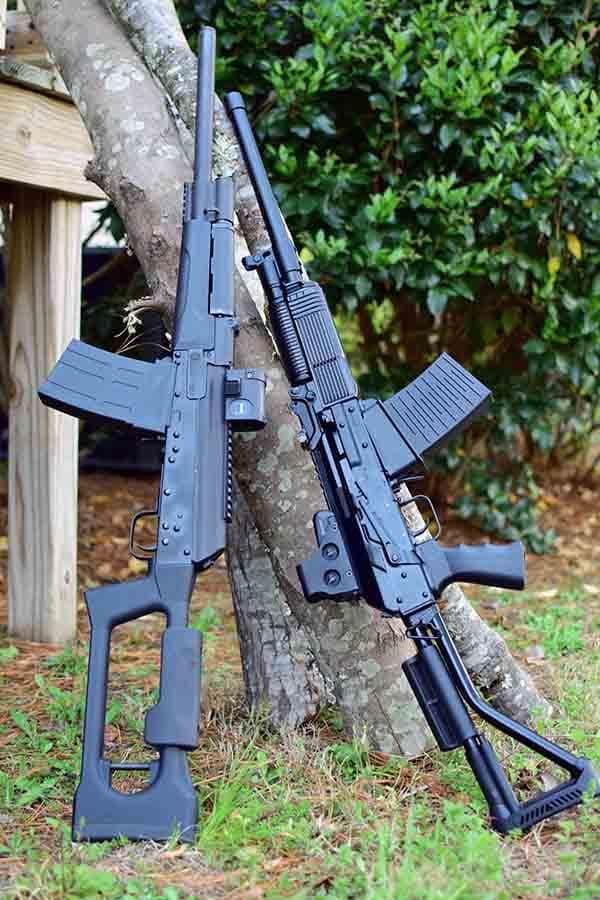 Battle of the mag-fed shotguns: Vepr vs Catamount Fury II