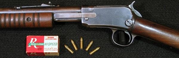 takedown screw winchester model 62