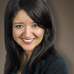 Erika Soto Lamb, the communications director of Everytown for Gun Safety.
