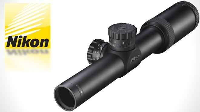 Nikon M-223 1.5-6x24 cover
