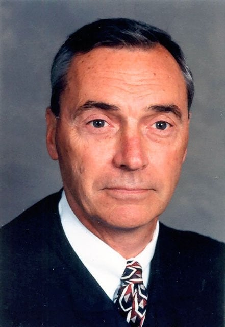 Senior U.S. District Judge Frederick Scullin