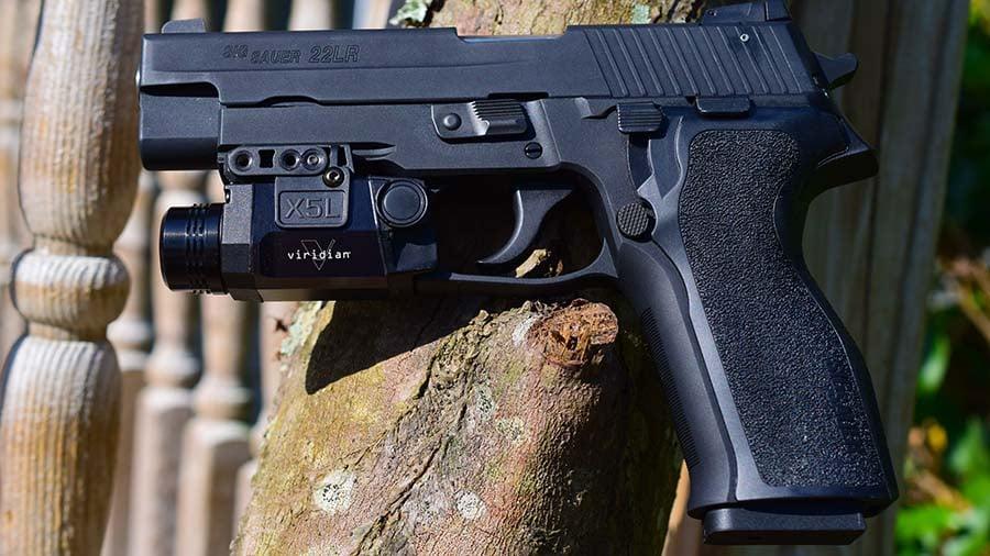 center-fire conversion for sig sauer p226