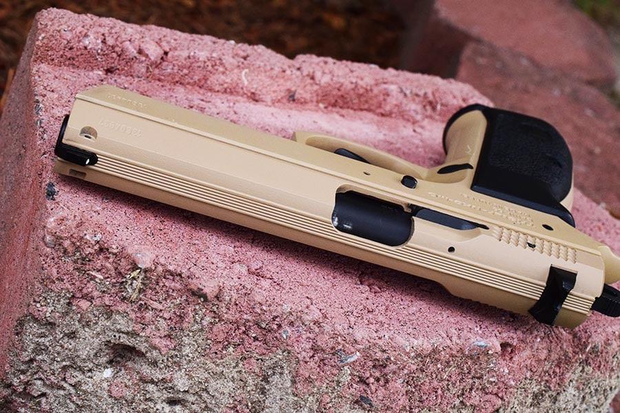 t120 handgun