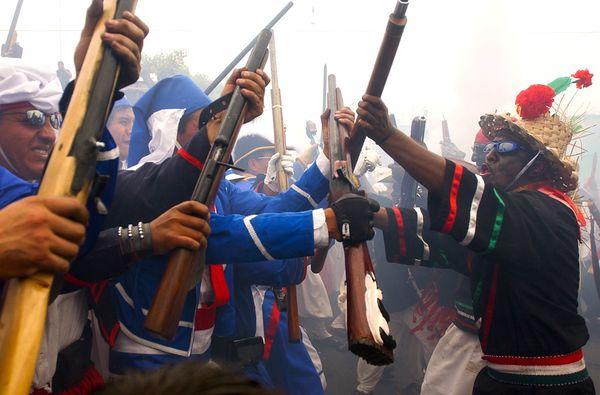 Battle of Puebla Cinco de Mayo