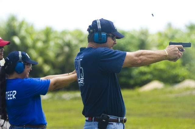 Guam could see more access to concealed carry permits as a bill to adopt shall-issue standards heads to the Governor's desk. (Photo credit: Pacific Daily News)