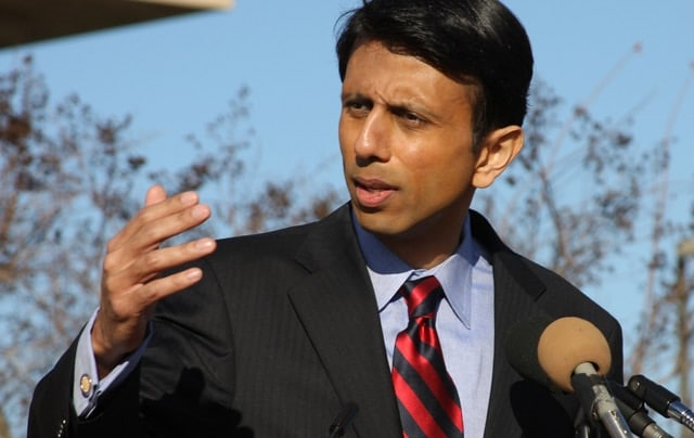 Gov. Bobby Jindal, (R), advised Wednesday that he intends to sign Louisiana's recently passed restaurant carry bill into law. (Photo credit: Times-Picayune)