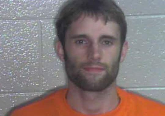 Tyler Scott Trivett (Photo credit: Hamblen County Sheriff's Office)