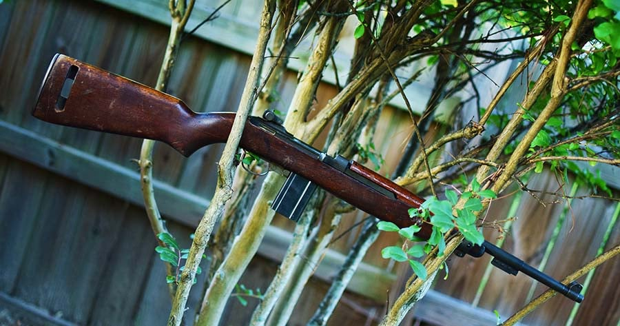 The first American carbine might not have any rails but makes a solid HD carbine with a few additions (Photo by Jim Grant)
