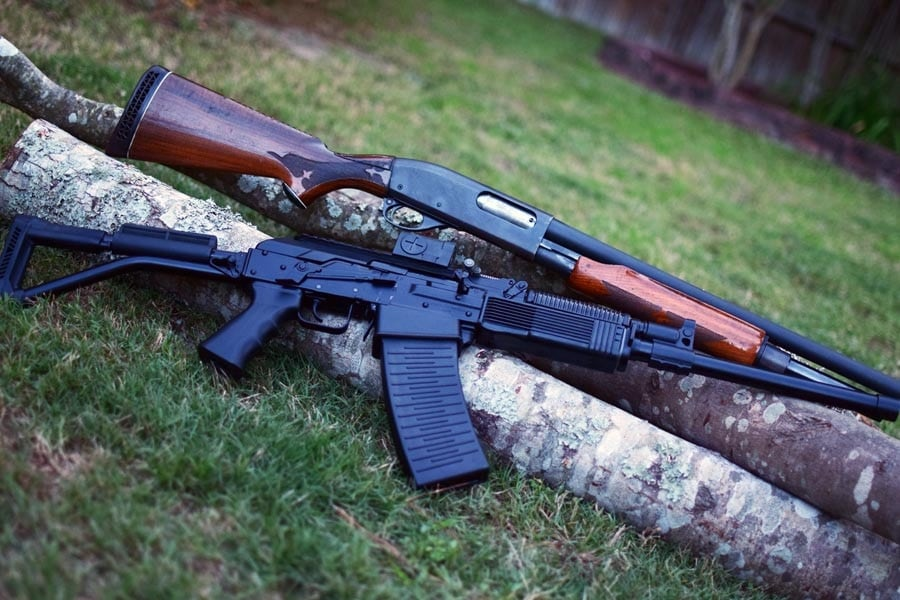 Magazine-fed shotguns are easier to reload, but tube-fed ones are more reliable (Photo by Jim Grant)
