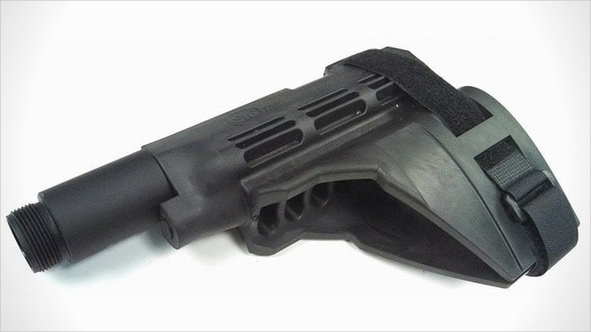 Got arm brace? Check out these SB15 buffer tubes for your AR