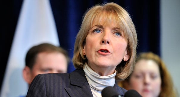 Massachusetts AG Martha Coakley (Photo credit: AP)