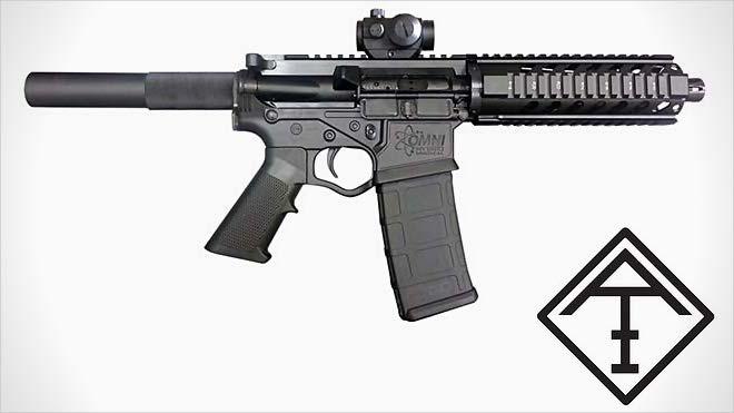Omni-Hybrid-AR-Pistol
