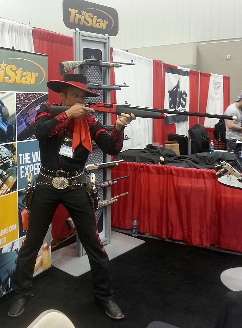 TriStar booth