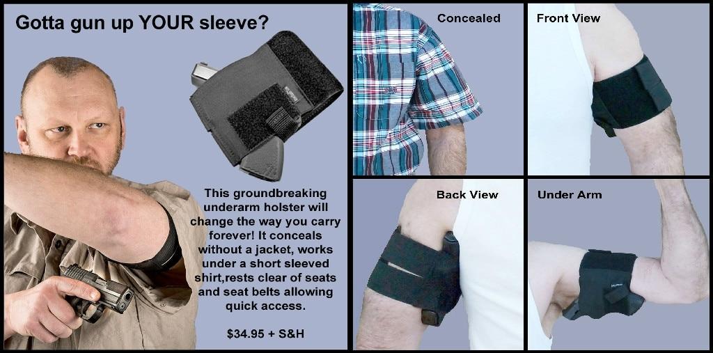 armpit-carry