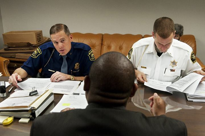 Each of the 83 County gun boards in Michigan are composed of the County Prosecutor or his designee, the County Sheriff of his designee and the Director of the Michigan State Police or his designee. These 249 persons currently grant or deny applications for concealed carry permits in the state. (Photo credit: MCRGO)