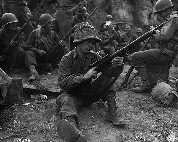 sniper WWII