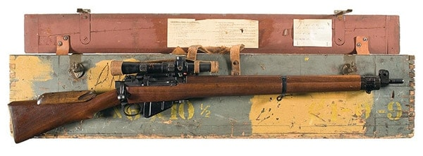 No. 4 Enfield rifle