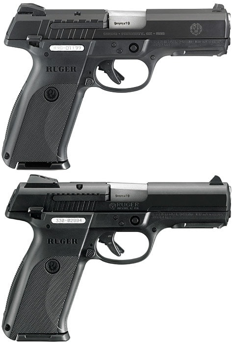 ruger 93 and sr9