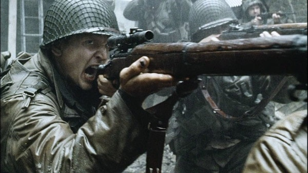 M1903A4 Saving Private Ryan