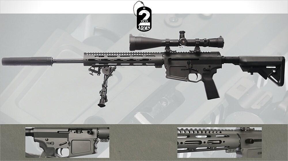 2va spr .380 semi-auto rifle