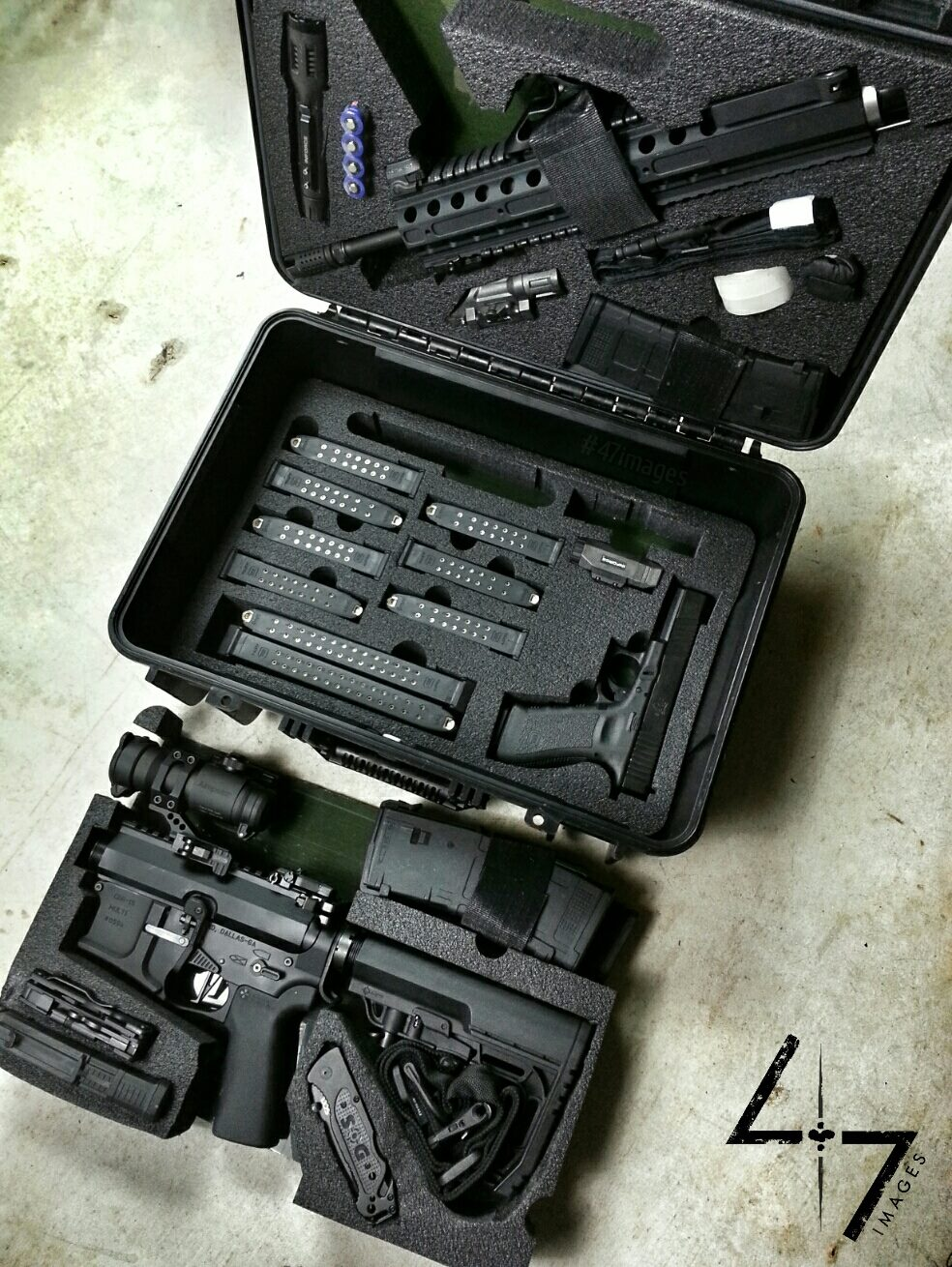 Photo Of The Day The Last Suitcase You Ll Ever Need Guns Com