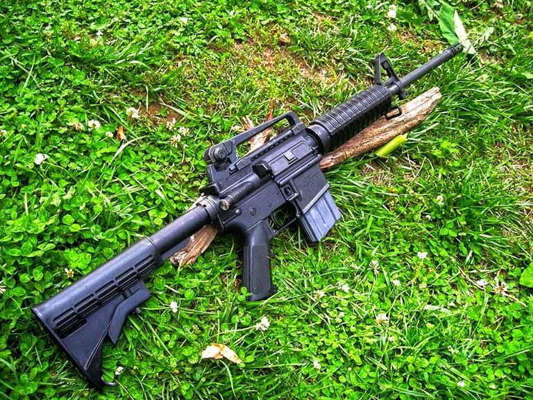 Colt Canada AR-15A3