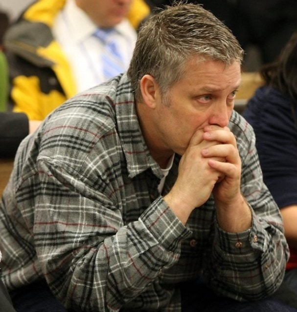 Douglas Bauer was facing five years in prison on assault charges related to gun accessibility. (Photo credit: Meegan M. Reid/Kitsap Sun)