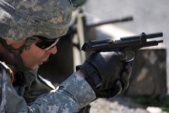 Firing the M9