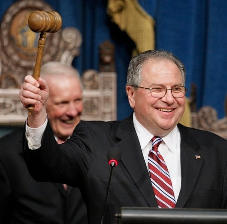 House Speaker Robert A. DeLeo (Photo credit: Stephan Savoia/AP)