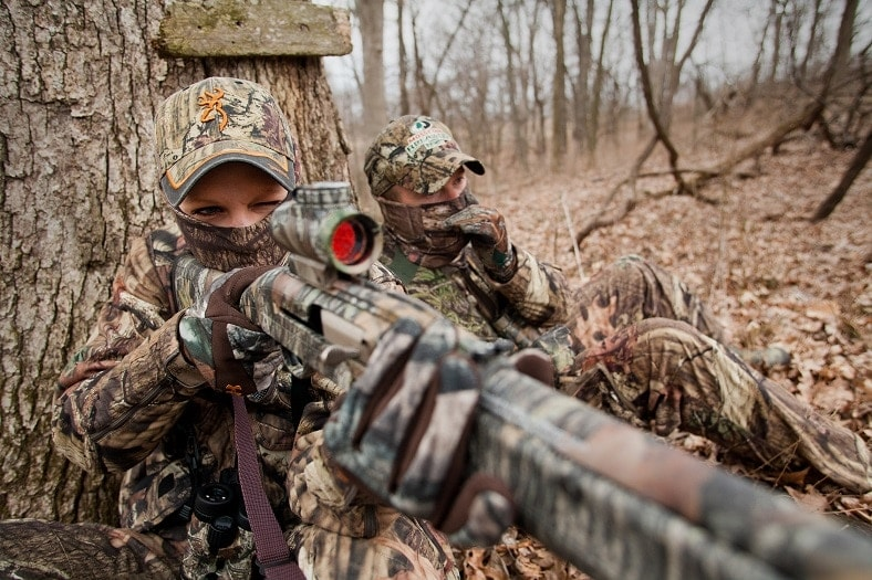 "The National Shooting Sports Foundation calls this bill, ""the most important piece of sportsmen's legislation in a generation."" (Photo credit: NWTF)"