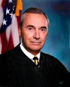 Judge Frederick Scullin