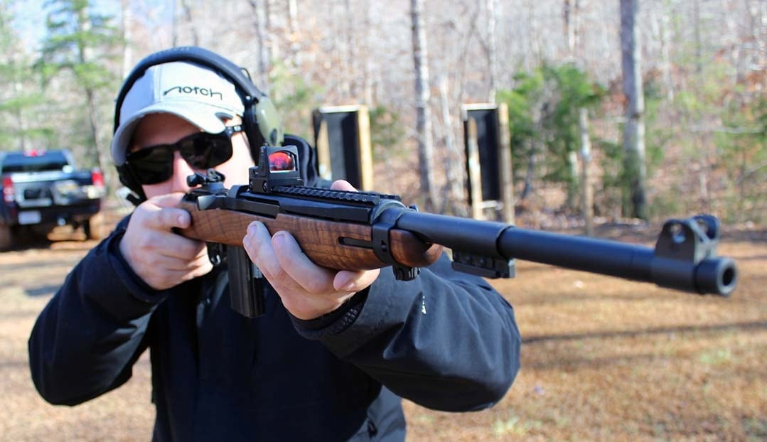 Fulton Armory's take on an American classic (Photo by David Higginbotham)