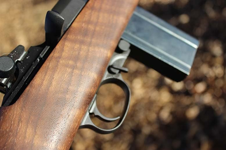 The M3's fit and finish are a cut above the Mil-Spec M1 Carbine of WW2 (Photo by David Higginbotham)