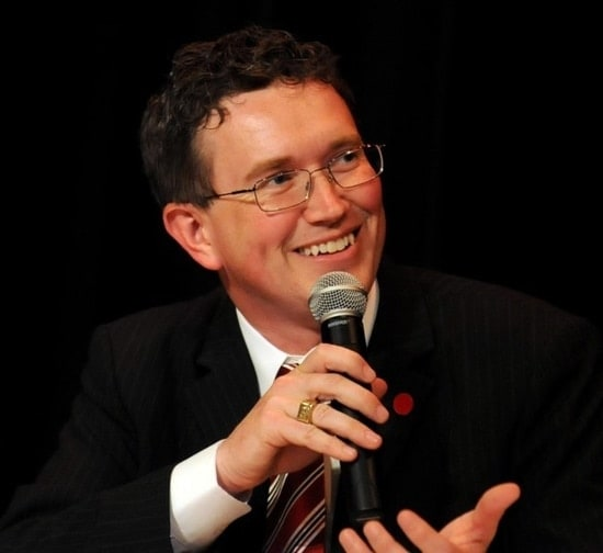 Rep. Thomas Massie (R-Ky.) scored a Second Amendment victory in the House this week with an amendment to defend Washington D.C.'s gun control apparatus. (Photo credit: Politico)