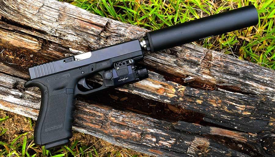 ultimate home defense pistol