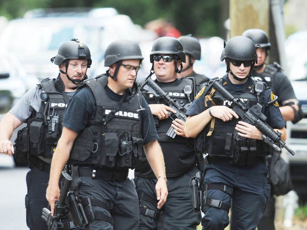 """Yeadon Police Chief Donald Molineux believes the active shooter drill the department had just eight months ago """"surely played in our favor in regard to the response."""" (Photo credit: Philadelphia Daily News)"""