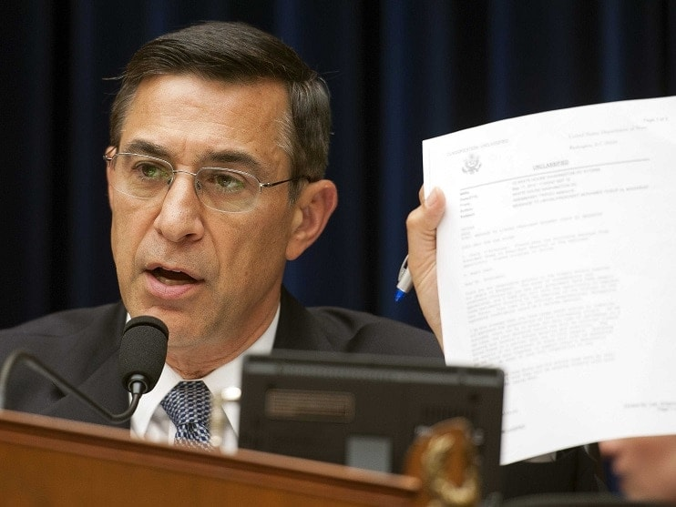 Rep. David Issa (R-CA) is joining Sen. Chuck Grassley (R-IA) in asking the GAO to look into the ATF's databases to discern if the agency is building an illegal gun owner database. (Photo credit: AP)