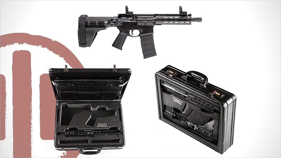primary weapon systems MK107P suitcase gun