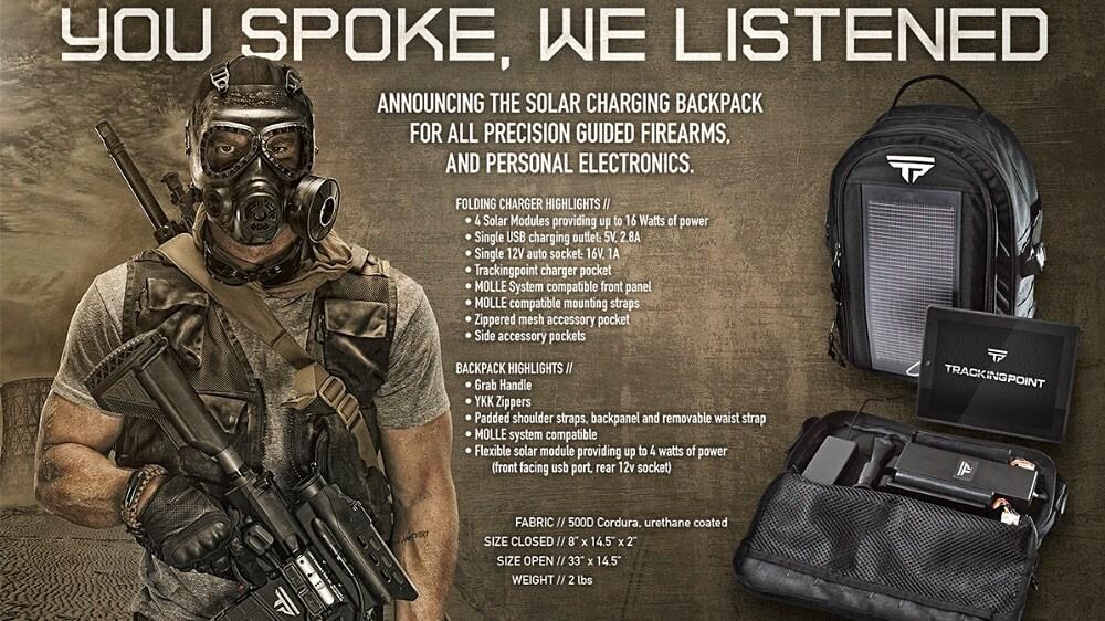 tp solar backpack