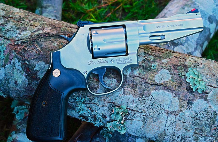 Smith & Wesson's 686 SSR - One Magnum You Must Own :: Guns com
